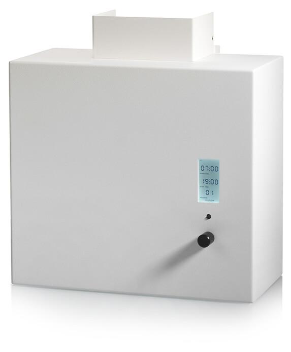 Kvėpinimo įrenginys AIR:3 - technologija